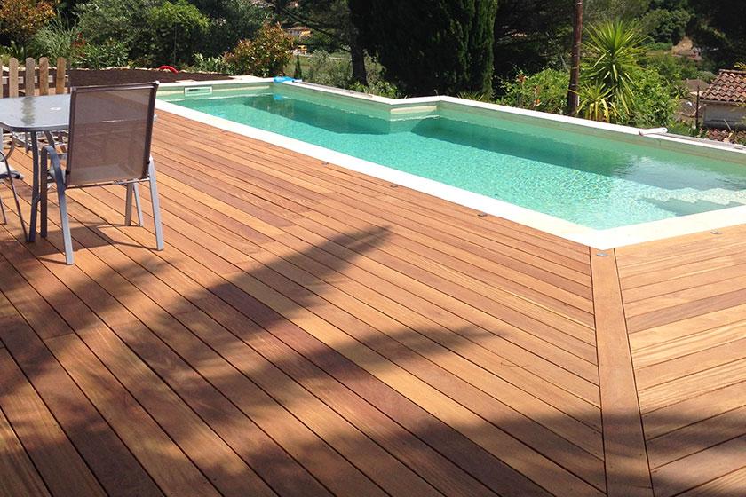 Decouvrez Le Teck Une Essence De Bois Ideale Pour Une Terrasse
